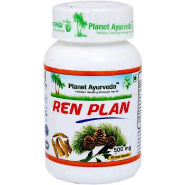 Ren Plan (Obličky) Kapsule