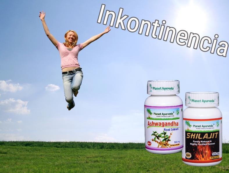 inkontinencia liečba